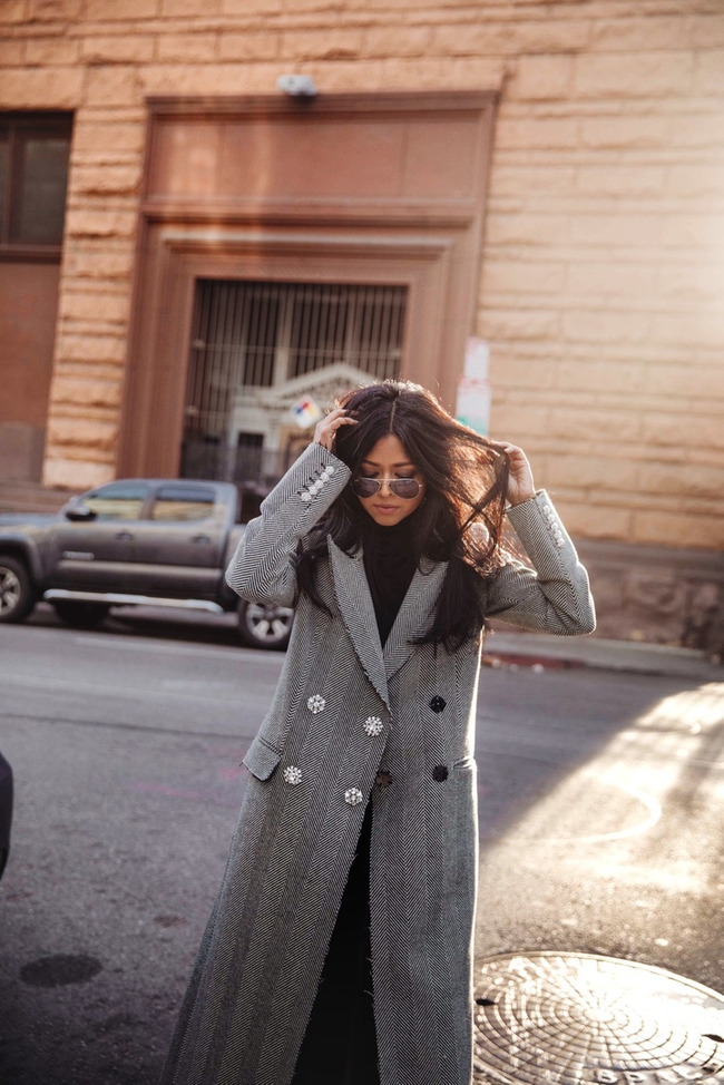 Shop the latest @walkinwonderland in , Veronica Beard Kelby Coat