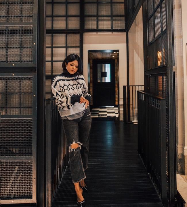 Shop the latest @walkinwonderland in , Knit Turtleneck Sweater