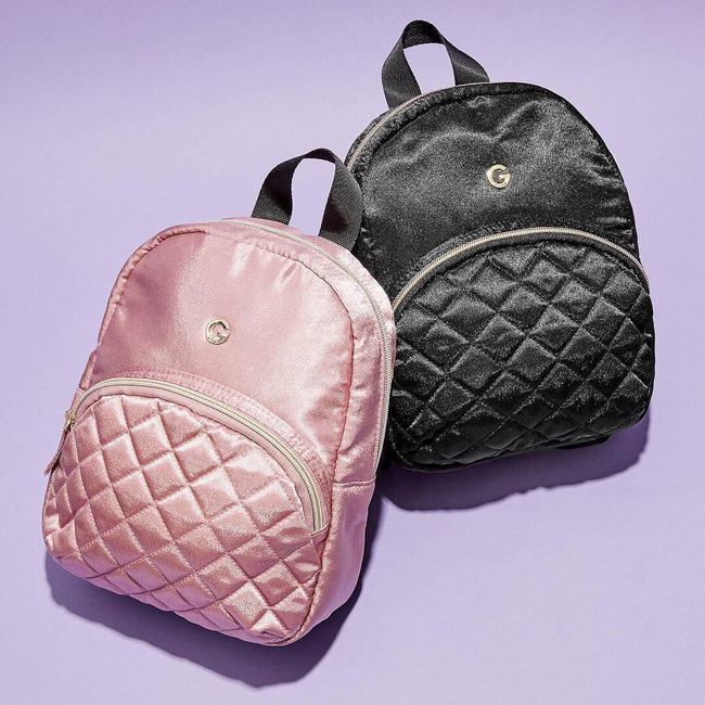 Shop the latest @stlkeditors in Steve Madden, Steve Madden Ash Small Satin Backpack, a Macy's Exclusive Style