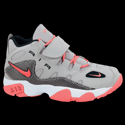 Featuring a classic training design from the mid '90s, the Nike Air Turf Raider offers throwback style for day-to-day wear. This shoe is made with 3/4-height breathable mesh with a midfoot support strap for superior fit, stability, and breathability. Below the foot lies a PU rubber midsole with a built-in Air-Sole unit for maximum cushioning and a rubber outsole for dependable traction.