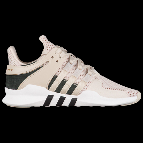 Drawing inspiration from the '90s Equipment runner these boys' adidas Originals EQT Support ADV sneakers are a great addition to any rotation. Designed with comfort in mind, the bootie construction and TPU technology provide support where you need it most. The contrasting colors and reflective accents make this a bold fashion choice perfect for all you modern trend setters out there. Two-tone knit upper and toe overlays make an eye-catching appearance. Iconic 3-Stripe design on each side creates the classic adidas style. OrthoLite mesh sockliner enhances breathability to keep feet dry. TPU support piece wraps around heel for maximum support. Sock-like structure adds stability and support. EVA technology in midsole provides lightweight cushioning for all day wear. Rubber outsole enhances traction and durability.